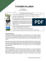 film studies syllabus 2015 pdf