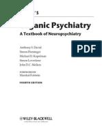 Lishman Organic Psychiatry