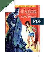 IB Voilier Claude Le Manoir Des Cinq Preux (Original IB) 1964