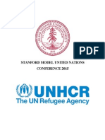 UNHCR Background Guide