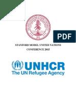UNHCR Background Guide