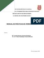 Manual Termodinamica