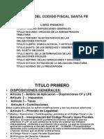 Reforma Del Codigo Fiscal Santa Fe