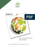 Dabur BR Report 2012
