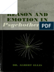 Reason and Emotion in Psychotherapy-Albert Ellis Ph.D.