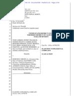 CA Solitary Confinement Lawsuit