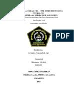 Laporan Kasus Dan Cbd Ulil Snh