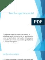 9+Teoría+cognitiva+social