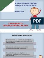 Crescimento e Desenvolvimento 2 Criança e Adolescente