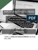 Aula 01 AED Análise de Dados