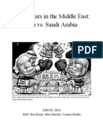 Middle East Proxy Wars Background Guide