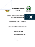 Servicio Electrico de Motos