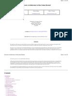 Concrete Architecture of The Linux Kernel