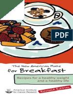 The New American Breakfast Plate