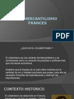El CCOLBERTISME EN FRANCUA