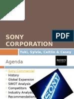 Sony Corporation F10 S2