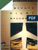 Private Pilot Syllabus PDF