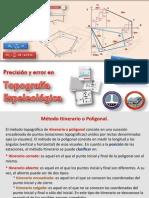 2015-09-02 Precisión y Error en Topografía