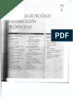 Capacidad y Planificación