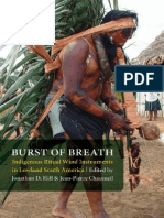 Hill & Chaumeil - Burst of Breath - Indigenous Ritual Wind Instruments in Lowland South America