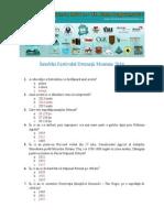 Intrebari Festivalul Drumetii Montane 2014 0
