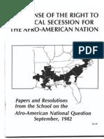 Black Power Black Nation