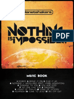 Planetshakers - Nothing is Impossible (Cancionero Ingles)