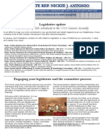 Antonio Legislative Update September ENL 2015