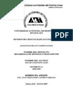 Proceso Personal Para El Desarrollo de Software PSP_UAMI13736