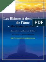 Les Blames a Destination de l'Ame Mu-Abat an-Nafs