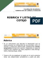 ELABORACION Rubricas y Listas de Cotejo (1)