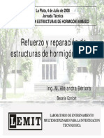 10 - Refuerzo y Reparación de Estructuras de Hormigón Armado - A.bértora