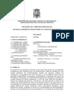 2014-2 Ictioparasitologia Plan 2003, Prof. Lidia Sanchez, Nuevo