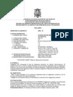 2014-2 Nutricion de Org. Acuaticos Plan 2003, Prof. Mauro Mariano a.