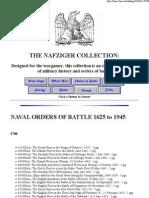 10_Naval Orders of Battle 1625-1945
