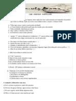 Ficha Exercicios Concordancia Verbal