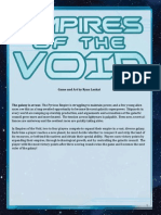 Empires of the void Rules v5