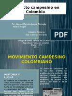 exposicion de sociales conflicto campesino en colombia lauren y Valeria,.pptx