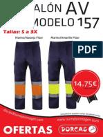 Pantalon Av 157