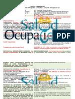 Cuadro Comparativo Decreto 1295 de 1994, Ley 1562 de 2012