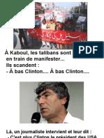À Kaboul, Les Talibans Sont Dans La