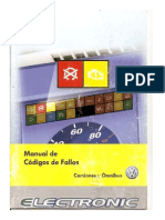 Manual de Codigos de Fallas