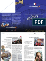 Cours Espagnol 2015 Colegio Delibes