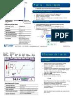 PASPORT Force Sensor Manual PS 2104 Spa