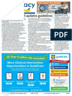 Pharmacy Daily for Thu 03 Sep 2015 - Pharmacy Board updates guidelines, Paracetamol recall, Stroke prevention Blooming, Travel Specials and much more