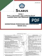 1. Silabus Diri Sendiri_ Jujur, Tertib dan Bersih Kelas I_Ok (2).doc