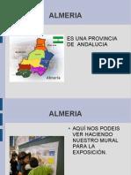 Es Una Provincia de Andalucia