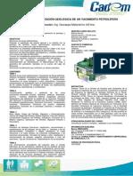 Caracterización Geológica de Yacimientos Petrolíferos