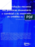 Evoluçao Das Pol Monetaria, Cambial_IPEA_2014