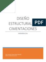 Manual Definitivo Diseño Estructural de Cimentaciones
